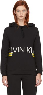 Black Limited Edition Neon Hoodie
