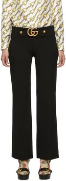 Black Marmont Boot Trousers