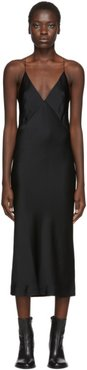 Black Camisole Kuiper Matt Dress