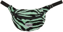 SSENSE Exclusive Green and Black Tiger Pouch
