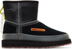 Black UGG Edition Urban Tech Boots