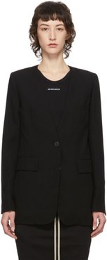 Black Wool Lightlaine Blazer