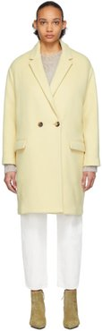Yellow Filipo Coat