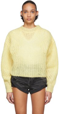 Yellow Inko Sweater
