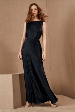 Alexia Dress In Midnight - Size: Xs