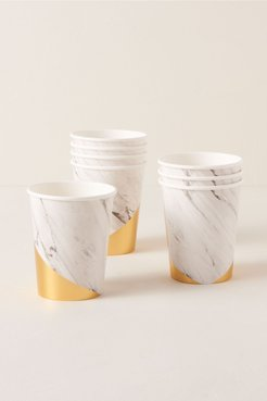 Foil Splatter Paper Cups In - Size: One Size