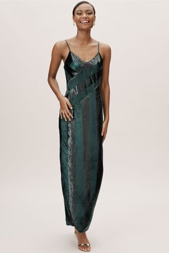 Yumi Kim Pietra Dress In Jewel Twinkle - Size: M - at BHLDN