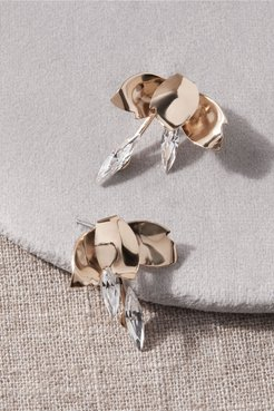 Isadora Earrings In Gold - Size: One Size - at BHLDN