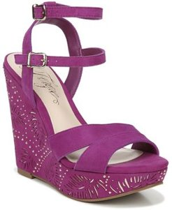 Bold Wedge Sandals Women's Shoes