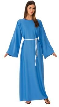 Blue Biblical Robe Adult Costume