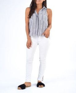 Get. Primped Rory Button Down Tank