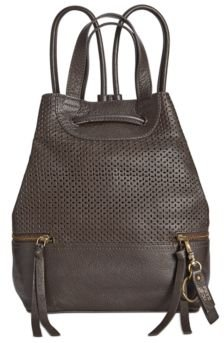 Frye and Co. Anise Perforated Leather Backpack