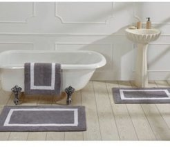 "Hotel Collection Bath Rug 17"" x 24"" Bedding"