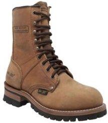 "9"" Logger Boot Women's Shoes"