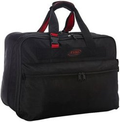 """21"""" Expandable Soft Carry on Suitcase"""