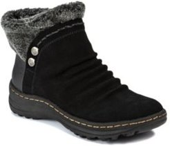 Stay Dry System Cold Weather Alick Booties Women's Shoes