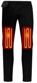 5V Battery Heated Base Layer Pants