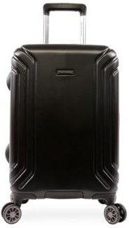 "Brett 21"" Hardside Carry-On Luggage with Charging Port"