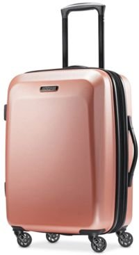 """Moonlight 21"""" Hardside Expandable Carry-On Spinner Suitcase"""