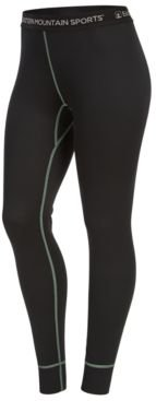 Ems Women's Techwick Performance Stretch Moisture-Wicking Midweight Base Layer Bottoms