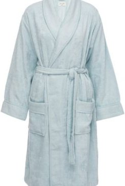 Kensington Women Cotton and Bamboo from Rayon Blend Robe, Large Bedding