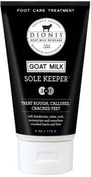 Sole Keeper Goat Milk Foot Care Treatment