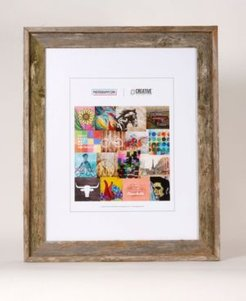 "Rustic Reclaimed Barnwood 16"" x 20"" Picture Photo Frame"