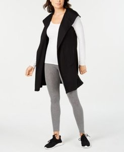 Sleeveless Hooded Wrap, Created for Macy's