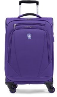 """Infinity Lite 4 21"""" Expandable Spinner Suitcase"""