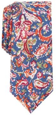 Mesa Skinny Paisley Tie, Created For Macy's