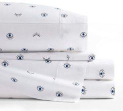 Now House by Jonathan Adler Open And Shut Twin Sheet Set Bedding