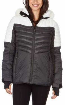 Hooded Active Quilt