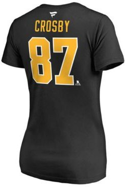 Fanatics Women's Sidney Crosby Pittsburgh Penguins Player T-Shirt