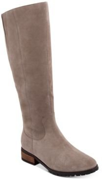 Pam Waterproof Wide-Calf Boots, Created for Macy's Women's Shoes