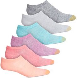 6-Pk. Arch Support Liner Socks