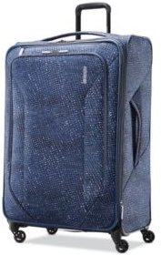 """Tribute Dlx 28"""" Softside Check-In Spinner"""