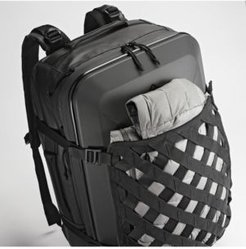 """Outdoor Travel Collection 22"""" Hybrid Backpack"""