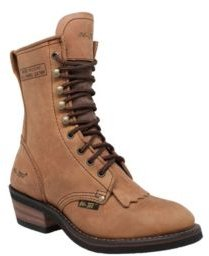 "8"" Packer Boot Women's Shoes"