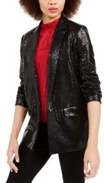 AX Armani Sequined Blazer