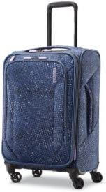 """Tribute Dlx 20"""" Softside Carry-On Spinner"""
