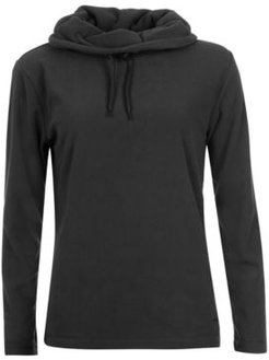 Cowl-Neck Fleece Pullover from Eastern Mountain Sports