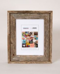 "Rustic Reclaimed Barnwood 8.5"" x 11"" Picture Photo Frame"