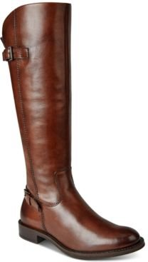 Sartorelle 25 Tall Buckle Boots Women's Shoes