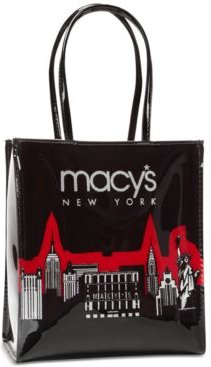 Macy's City Glitter Lunch Bag, Created for Macy's