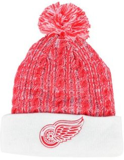 Detroit Red Wings Iconic Ace Knit Hat