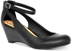 Miley Chop Out Wedges, Created for Macy's Women's Shoes