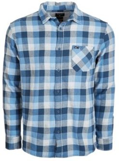 Basic Fly Flannel Shirt