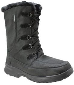 Water-resistant Upper Winter Boot Women's Shoes