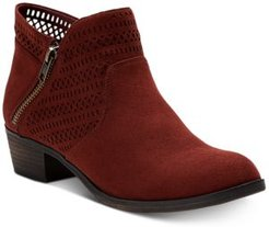 Abby Ankle Booties, Created for Macy's Women's Shoes