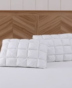 Luxe Down Alternative Gel Filled Chamber 2-Pack of Standard Pillows
